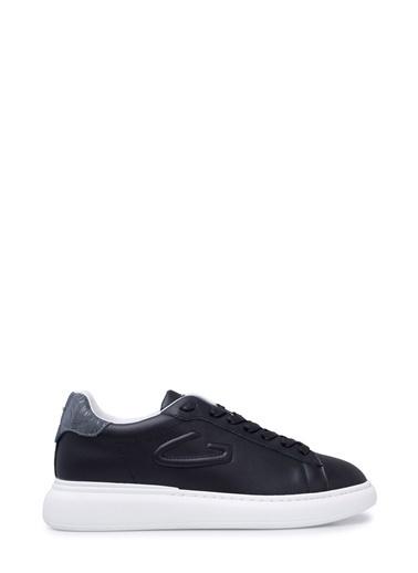 Alberto Guardiani  Ayakkabı Erkek Ayakkabı S Agu101188 Siyah
